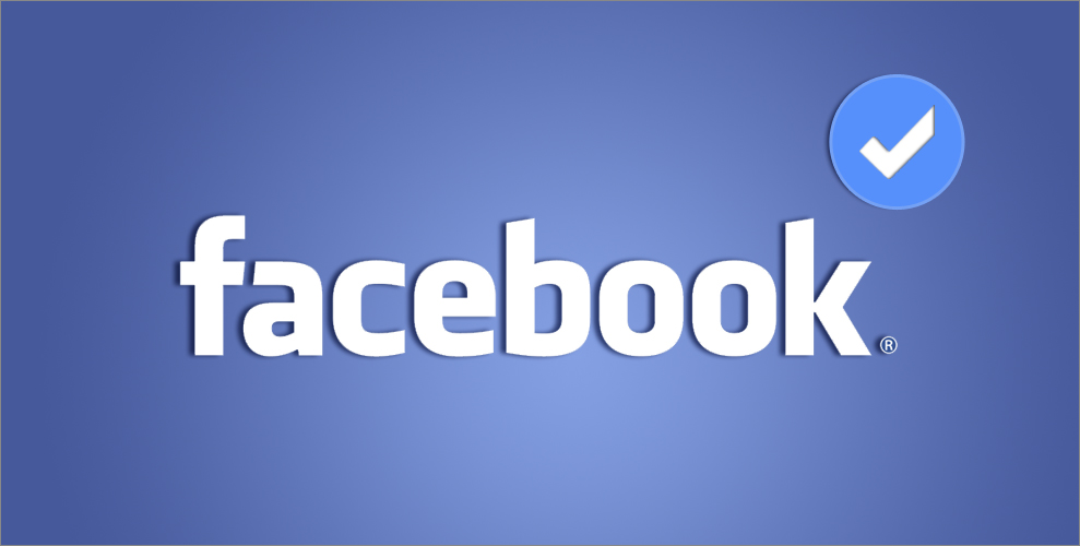 كيفية توثيق صفحات الفيس بوك باللون الأزرق