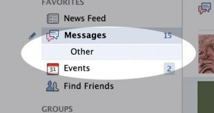 """الفيس بوك يلغي خيار """"Other"""" من رسائل الفيس بوك"""
