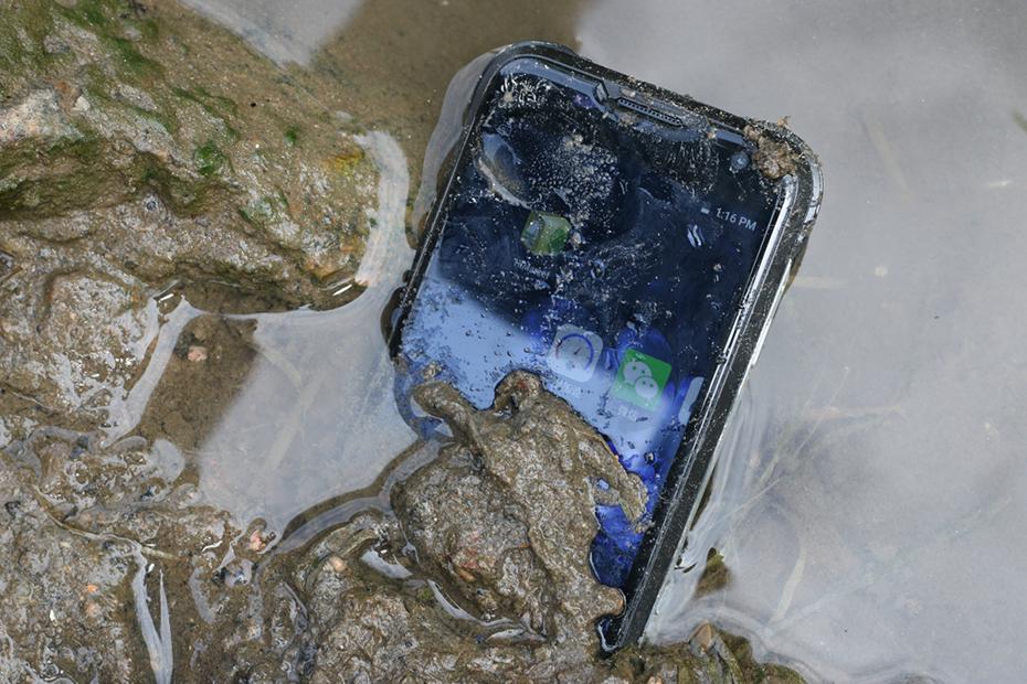 هاتف بلاك فيو ضد الماء والطين والغبار وكل شيء