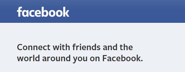 فتح حساب فيسبوك