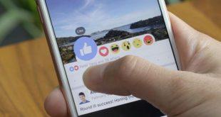 """الفيس بوك يعيد تصميم زر الإعجاب """"Like"""""""