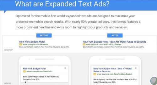 Photo of جوجل يمدد الموعد النهائي للإعلانات النصية الموسعة