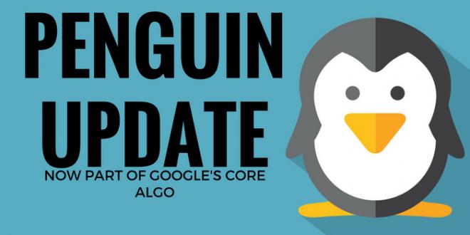 تحديث جوجل بنجوين 4