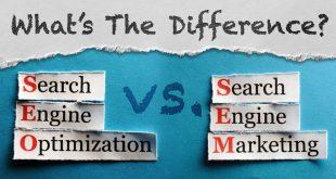 الفرق بين SEO و SEM