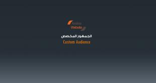 الجمهور المخصص في فيس بوك - custome audience