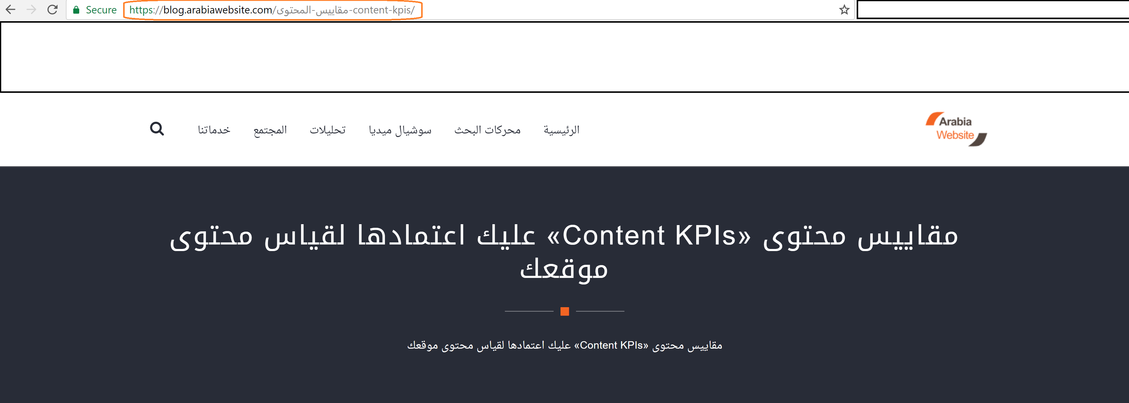 شرح Canonical URL