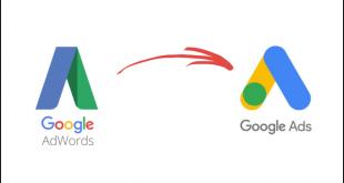 إعلانات جوجل بدلًا من جوجل أدوردز